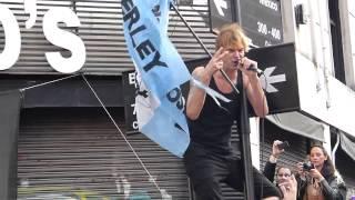 Die Toten Hosen (4/8) Liebeslied. San Telmo 24-05-2015.