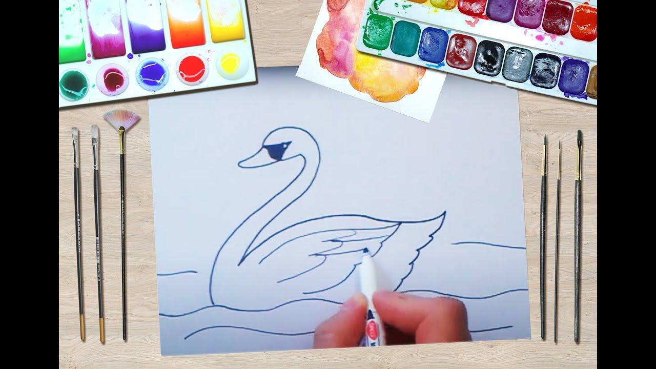 Cum Desenezi O Lebada