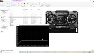 Rtx 3060 ti LHR память(hynix) улучшаем настройки на эфире