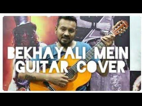 Bekhayali | Guitar Cover | Original Guitar Chords | Kabir Singh