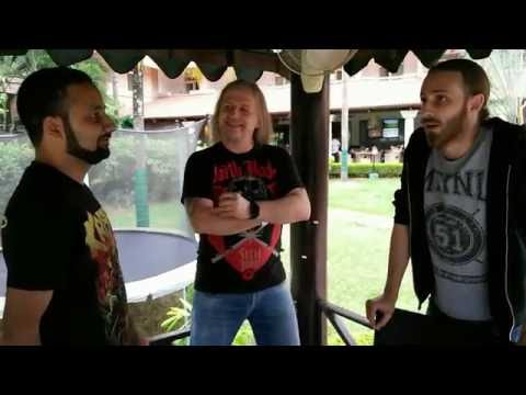 """VADER's Piotr & James on """"The Best Sounding"""" Album 'The Empire', Musical Direction & Touring (2016)"""