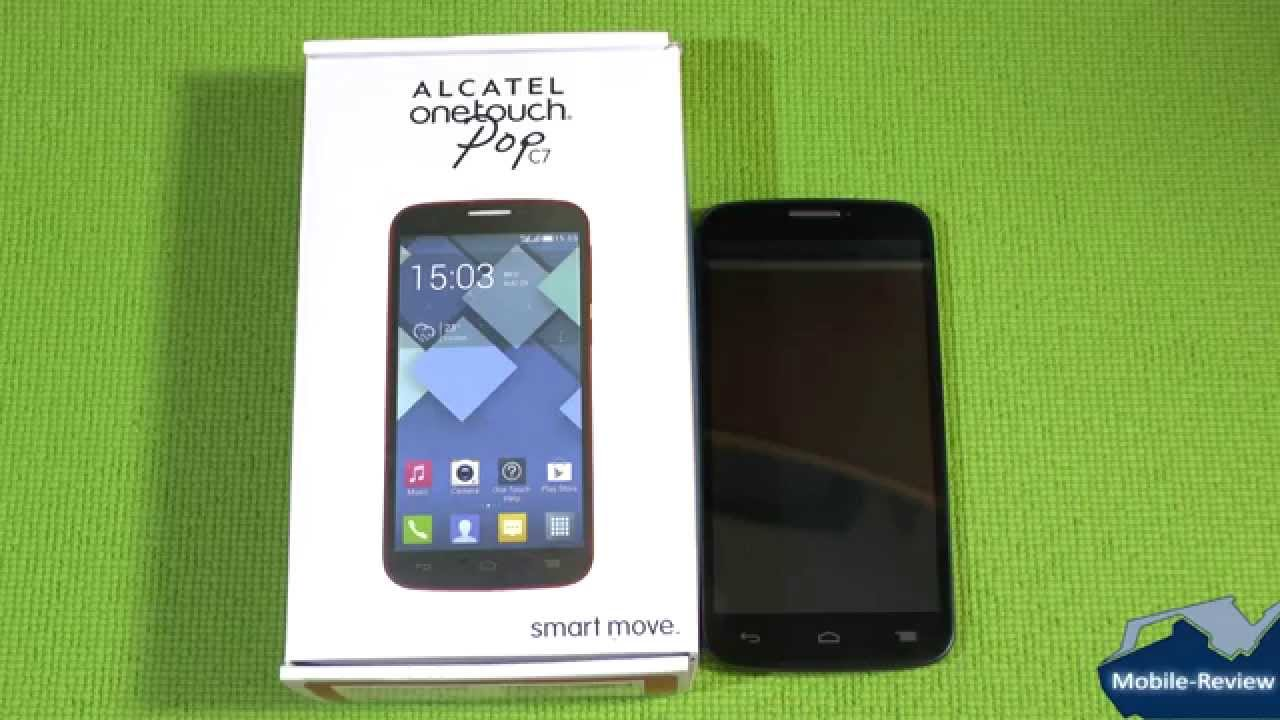 информация о телефоне alcatel onetouch m pop инструкция