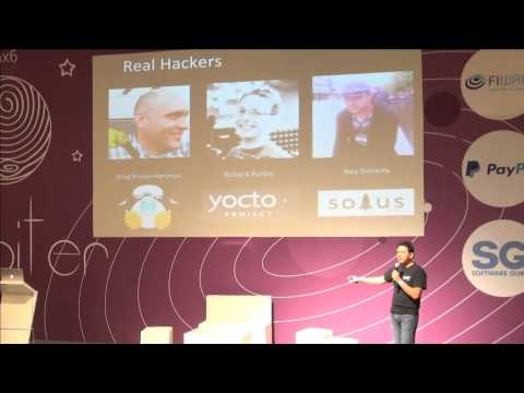 CPMX6 - What should industry learn from Open Source community? Víctor Manuel Ro