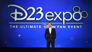 Disney CEO Bob Iger reflects on Star Wars, Disney Parks & more at 2017 D23 Expo