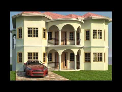 Ocho rios jamaica architecture designs and concepts blue Jamaican house designs