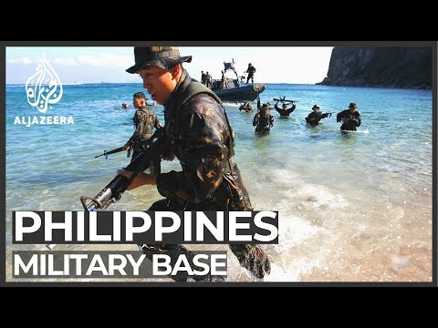 Why Philippines is building military base near Taiwan
