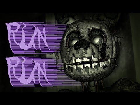 [SFM FNAF] RUN RUN! - FNaF 3 Song by ChaoticCanineCulture