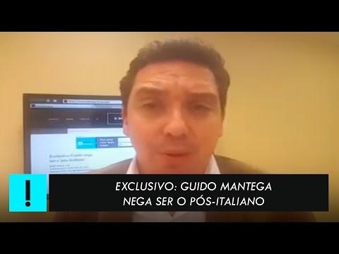 Exclusivo Guido Mantega nega ser o pós italiano