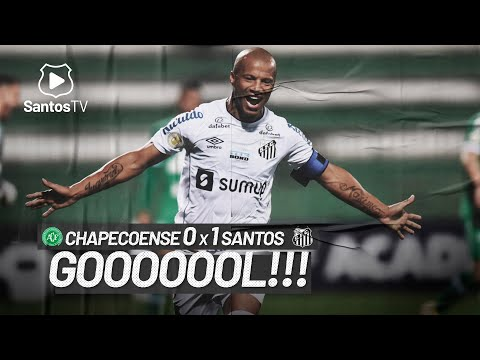 CHAPECOENSE 0 X 1 SANTOS | GOL | BRASILEIRÃO (01/08/21)