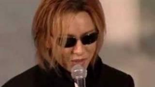 X JAPAN復活 会見&トークライブ.