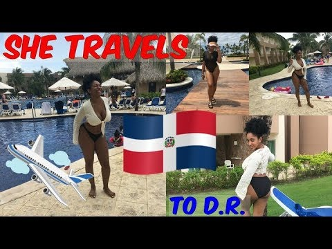 In The Dominican Republic With Haitians At Memories Splash! |She Travels Vlogs