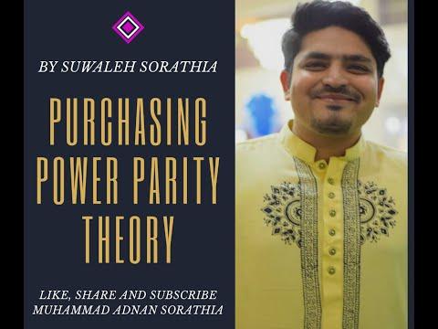 Purchasing Power Parity Theory (Economic Concept)-Urdu\Hindi