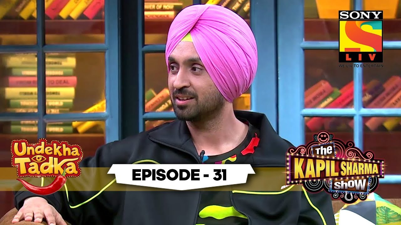 Laughter Session With Diljit And Kriti   Undekha Tadka   Ep