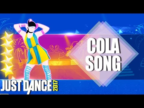 🌟 Just Dance 2017: Cola Song by INNA Ft. J Balvin | Just Dance 2017 full gameplay 🌟