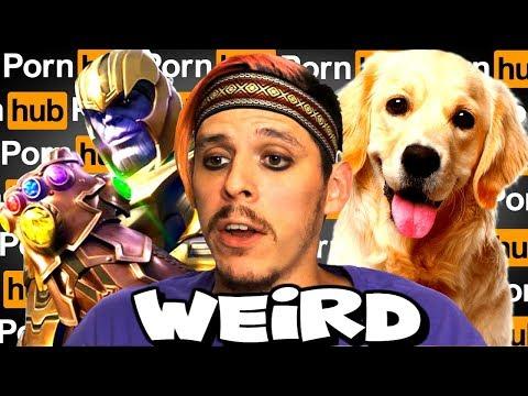 Weirdos on PornHub