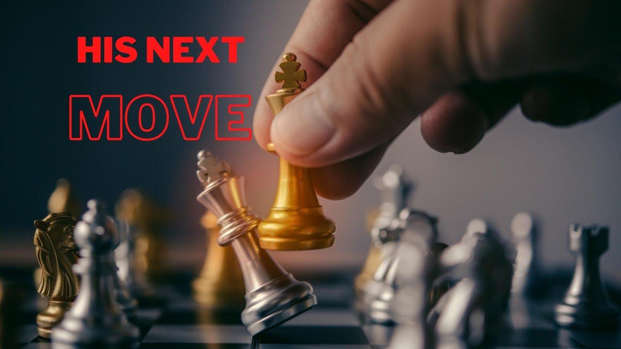 HIS NEXT MOVE ❓☎️❓ Pick A Card ❓☎️❓ LOVE Tarot