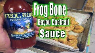 Frog Bone Bayou Cocktail Sauce
