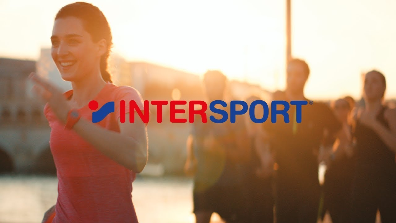 Le sport, la plus belle des rencontres - INTERSPORT spot TV - YouTube 5472190938b2