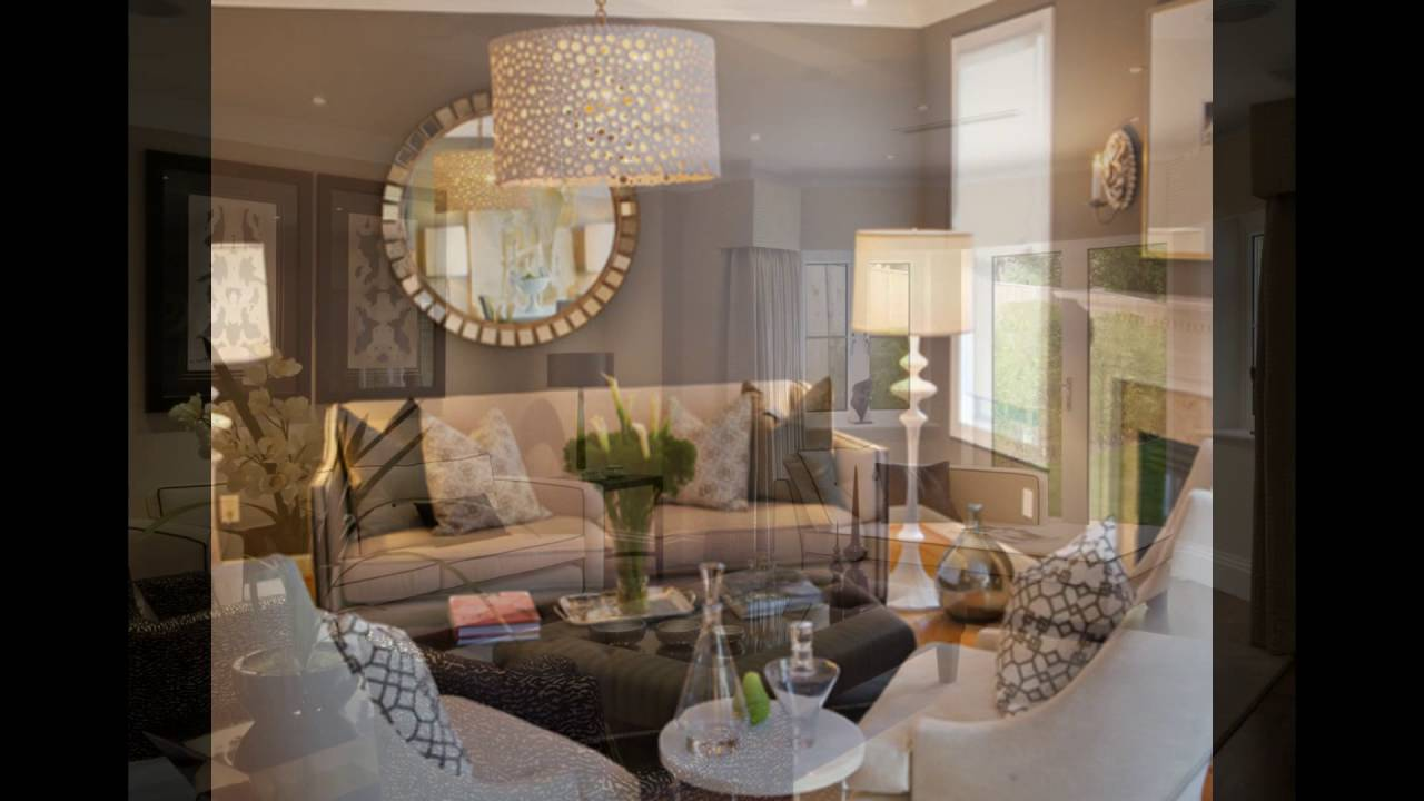 decorative living room chairs - YouTube