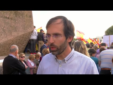 Spanish protesters call for general elections