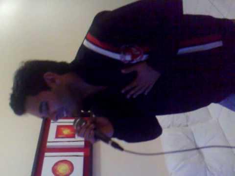 ADELSON MEIRA cantando no karaoke!!