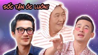 Gia đình là số 1 Phần 2 | Lam Chi hốt hoảng khi Ba và Cậu bất ngờ 'Bể Bóng' ông ngoại 'Xì Tin'