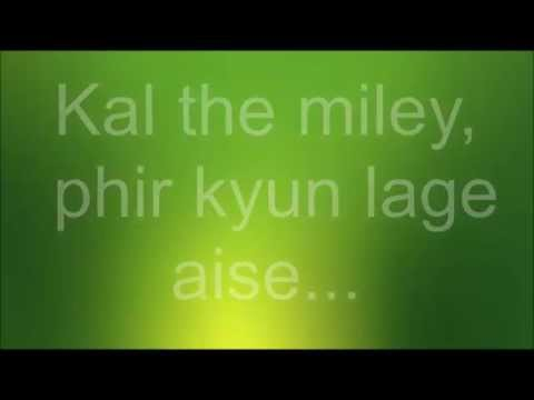 tere hoke rahenge lyrics