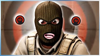CS:GO FACEIT Level 10 Funny Moments #17