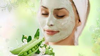 Натуральные маски из гороховой муки: молодость и красота кожи лица