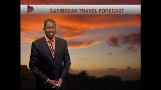 Caribbean Travel Weather - Wednesday 23rd January 2019