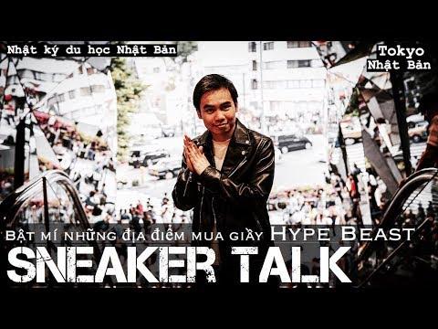 Sneaker Talk Bật mí địa điểm mua giày của các Hype Beast tại Tokyo