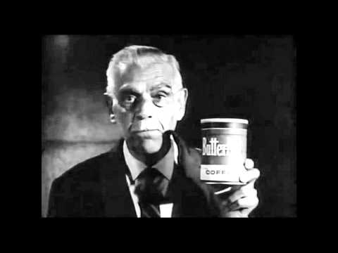 BORIS KARLOFF COFFEE
