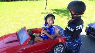 Pocket Police: The Drink Driver