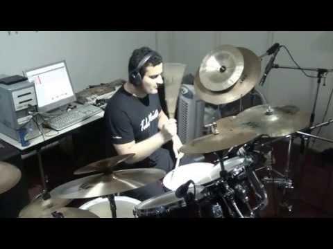 Immortal - Antarctica Drum cover - Raghav