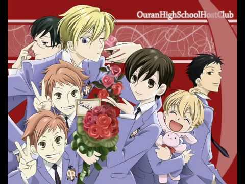 ouran highschool host club downloads