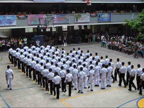 UCMETC Maritime Dancing Cadets 2009 (University of Cebu, PHILIPPINES VERSION)