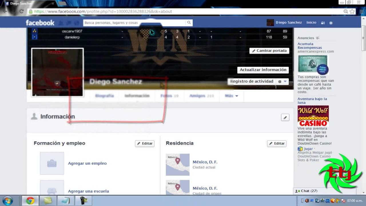 Como quitar una relacion en facebook 2013 hd youtube for En una relacion con facebook