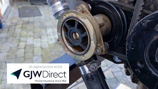How to: check and change a marine diesel water impeller - Yachting Monthly