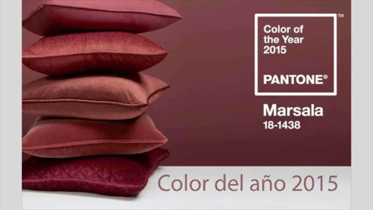 Tendencias 2015 el color del a o tu casa a la vanguardia for Colores de moda para exteriores