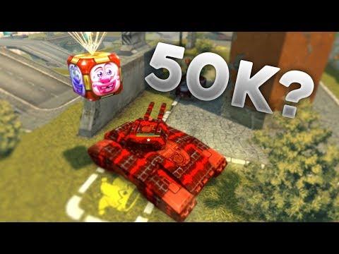 April Fools' Juggernaut Gold Box Video In MM Battles | Tanki Online