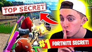FORTNITE MIGHT BE KEEPING THIS A SECRET...
