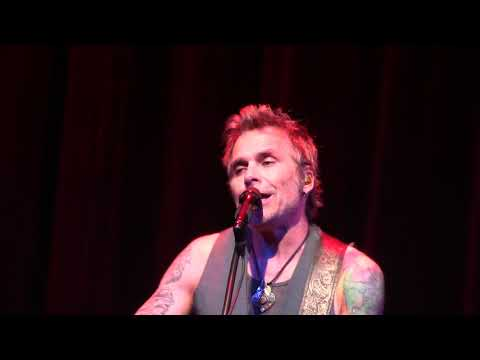 """Mike Tramp """"Wait"""" 31419 at the Hopewell Theater"""