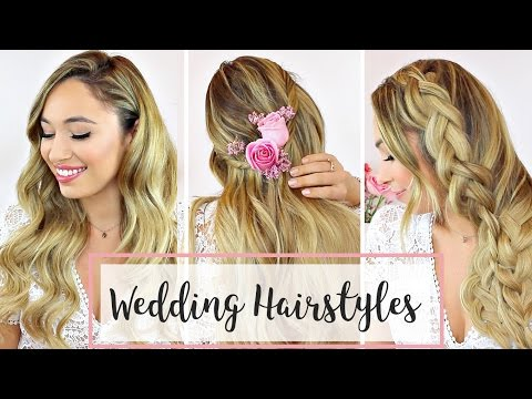 Wedding Hairstyles That You Can Do Yourself | Hair Tutorial