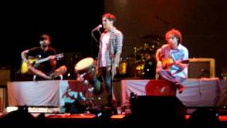 Incubus- Talk Shows on Mute Live