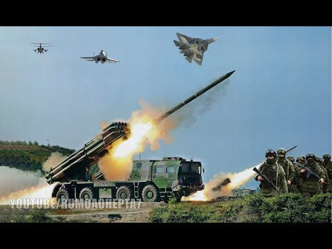 Russia Military Capability 2018: 4 Minutes of Fury - Russian Armed Forces - Вооруженные силы России
