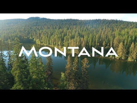 Montana - Drone 1080p