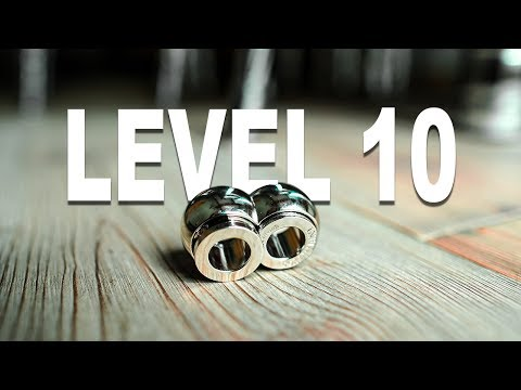 Solving The LEVEL 10 INFINITY Puzzle!!