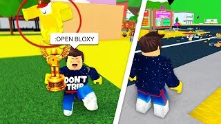 Ho dato a tutti Admin Bloxy Awards In Roblox...