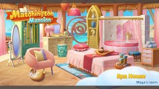 Matchington Mansion Spa House   Maya Gaming Channel #mayagamingchannel screenshot 5