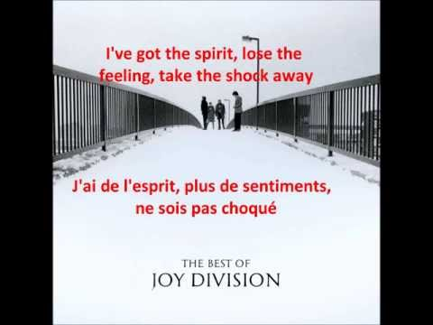 Joy Division - Disorder [LYRICS VOSTFR]